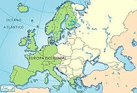 L'Europa Occidental i del sud