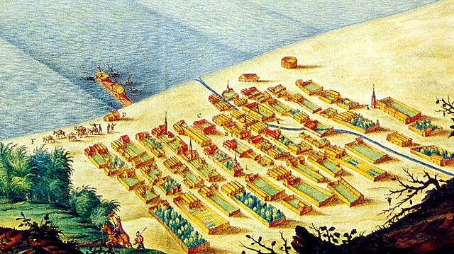 Primer Ayuntamiento en Nueva España