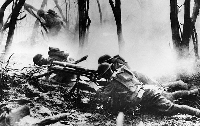 •Battle of Argonne Forest (1918)