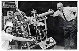 Создание ионного микроскопа