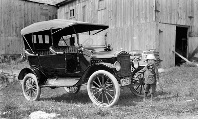 •Model-T (1908)