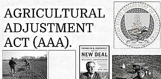 Agriculture Adjustment Administration (AAA)
