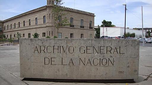Nueva sede del Archivo General de la Nación.