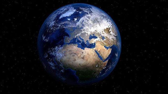 La tierra es redonda