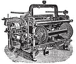 The Power Loom Was Invented