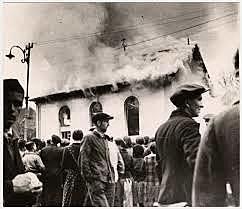 Kristallnacht in Germany