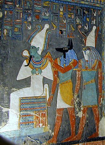 ARRIBADA HEBREUS A EGIPTE