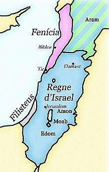 CONSTRUCCIÓ REGNE ISRAEL