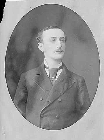 Cass Gilbert. (1859-1934).