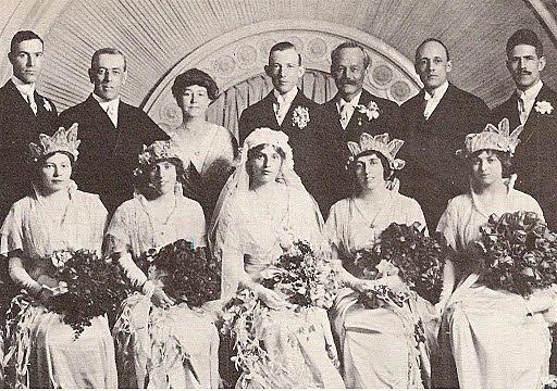 White house marriage