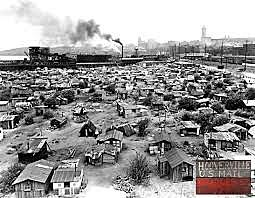 Hooverville's