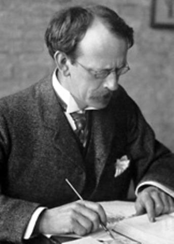 Joseph John Thompson discovers the electron