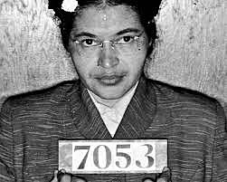 Rosa Parks is Arrested in Montgomery, Alabama