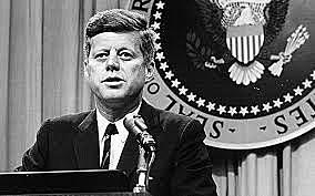 President John F. Kennedy is Elected President