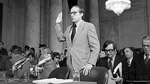 Watergate investigation begins