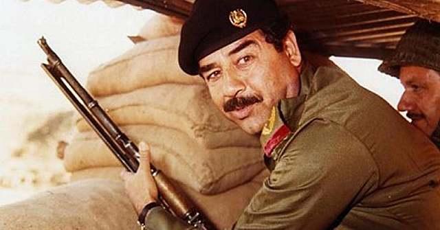 Saddam Hussein invaded Kuwait