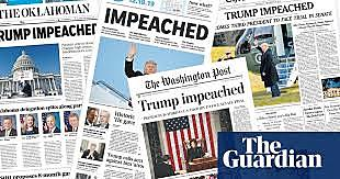 Trump is impeached