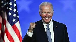Joe Biden elected as potus