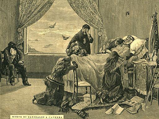 Morte Garibaldi