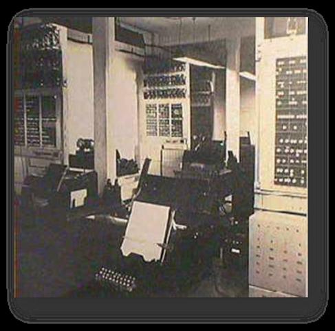 Primera Computadora de IBM