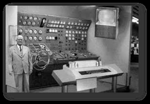 Computadora de los 50's
