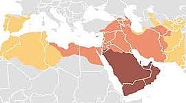 Del món antic a l'expansió de l'islam timeline