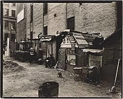 •Hoovervilles (1930)