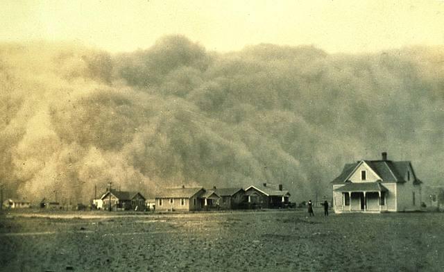 •Dust Bowl (1935)