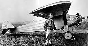 •	Charles Lindbergh's Trans-Atlantic Flight