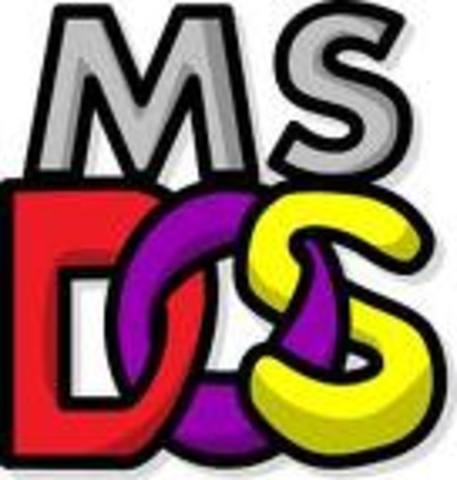 DOS/360 IBM, MS/8