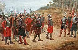 Pizarro Invades the Inca