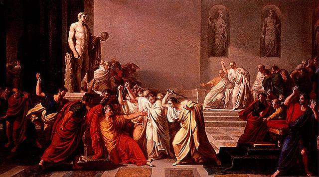 Assassinio di Giulio Cesare