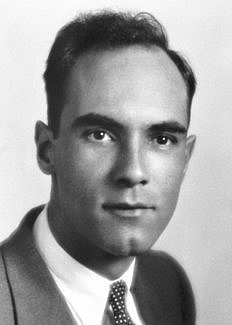 Discovery of 1st particle of antimatter by Carl Anderson