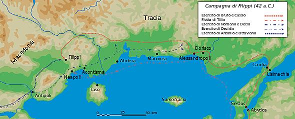 Battaglia di Filippi