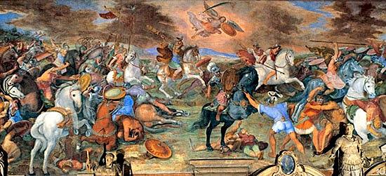 Battaglia del lago Regillo