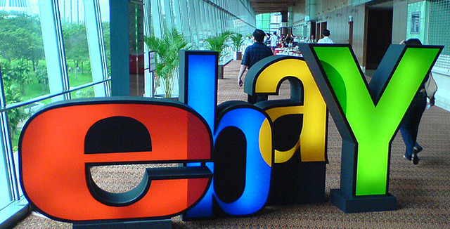 """Ebay starts out as """"AuctionWeb.com"""""""