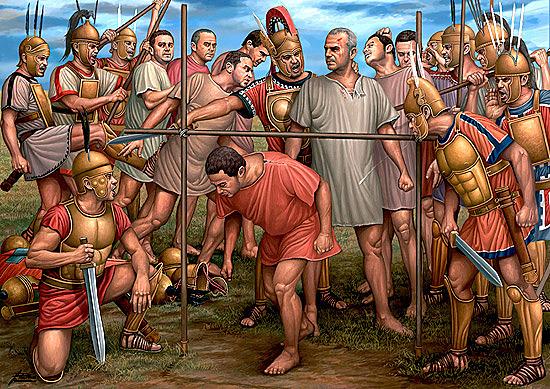 Sconfitta romana alle Forche Caudine