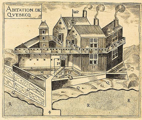 Fondation de la ville de Québec