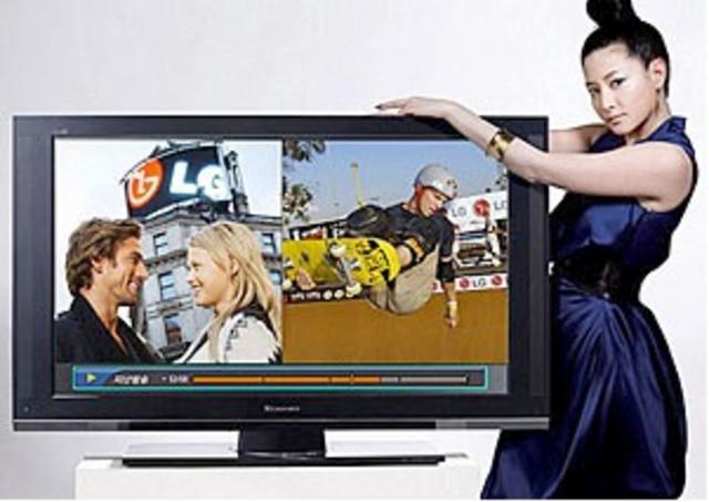 First regular transmissions of HDTV begin in major cities.