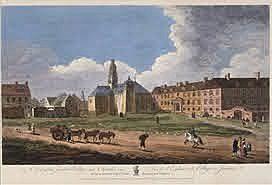 Fondation du collège des Jésuites
