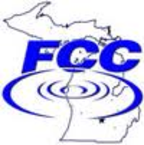 The FCC approves regularly-scheduled commercial television broadcasting