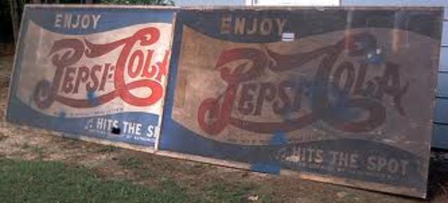 """Pepsi-Cola Hits The Spot"""