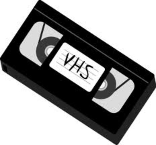 vhs stop selling