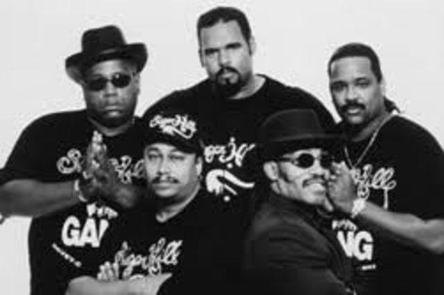 """The Sugarhill Gang's """"Rapper's Delight"""", is the first hip-hop record to reach Top 40 radio"""