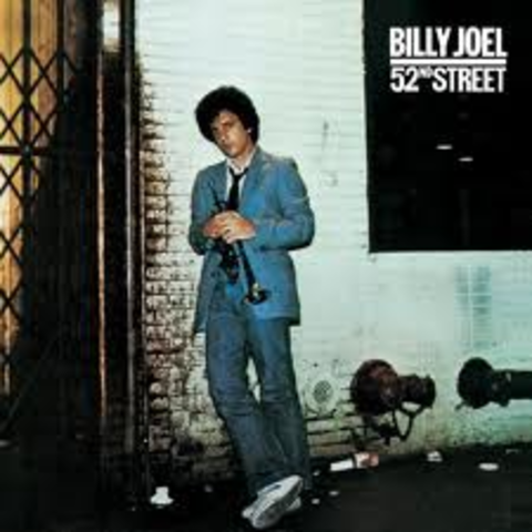 """The first CD released (in Japan) is Billy Joel's """"52nd Street"""" (October, 1982.)"""