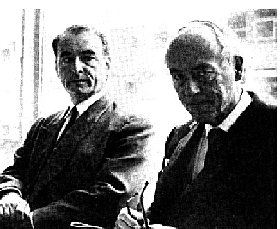 Макс Кнолл и Эрнст Руска