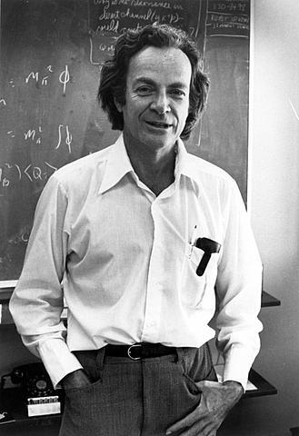 Ричард Фейман