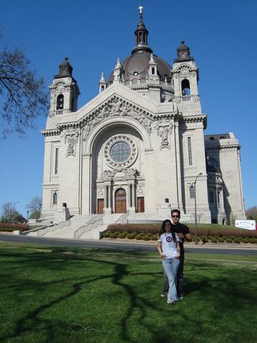 Me fui a Minnesota para la graduacion de mi novio