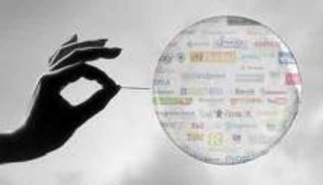 """""""Internet Bubble"""""""