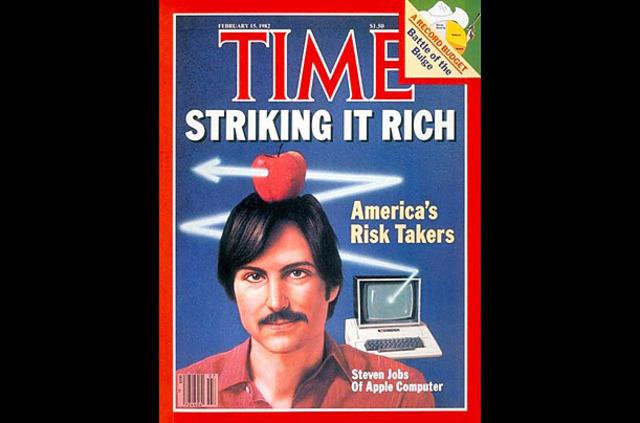 Striking it Rich, Time.